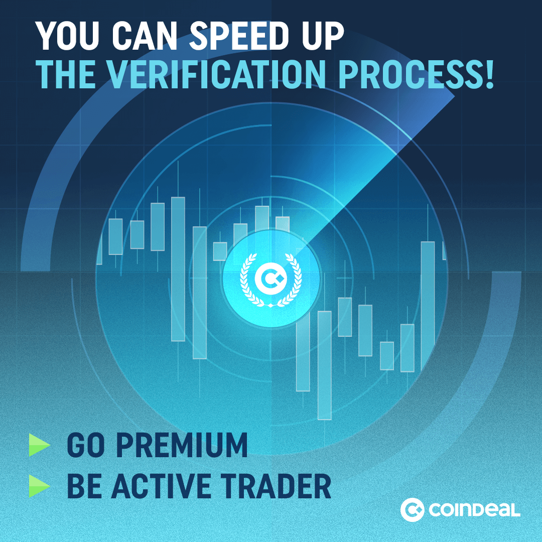 You can speed up the verification process
