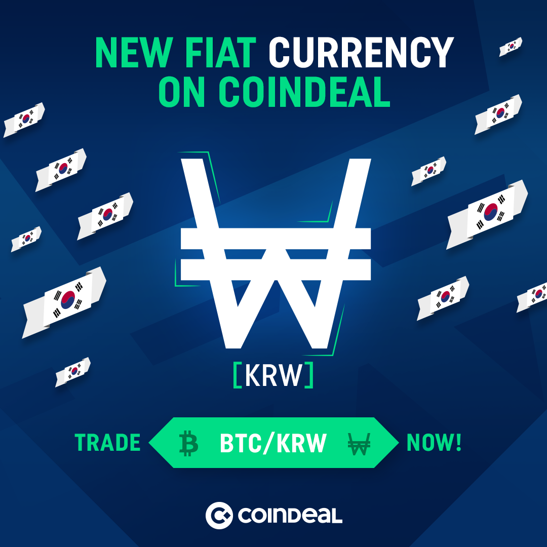 New FIAT currency – Korean WON