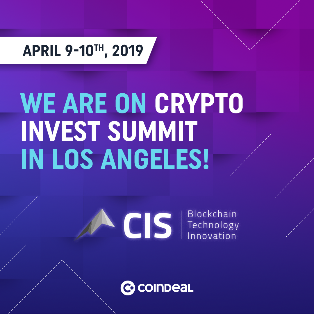 We visited crypto conferences in Los Angeles!