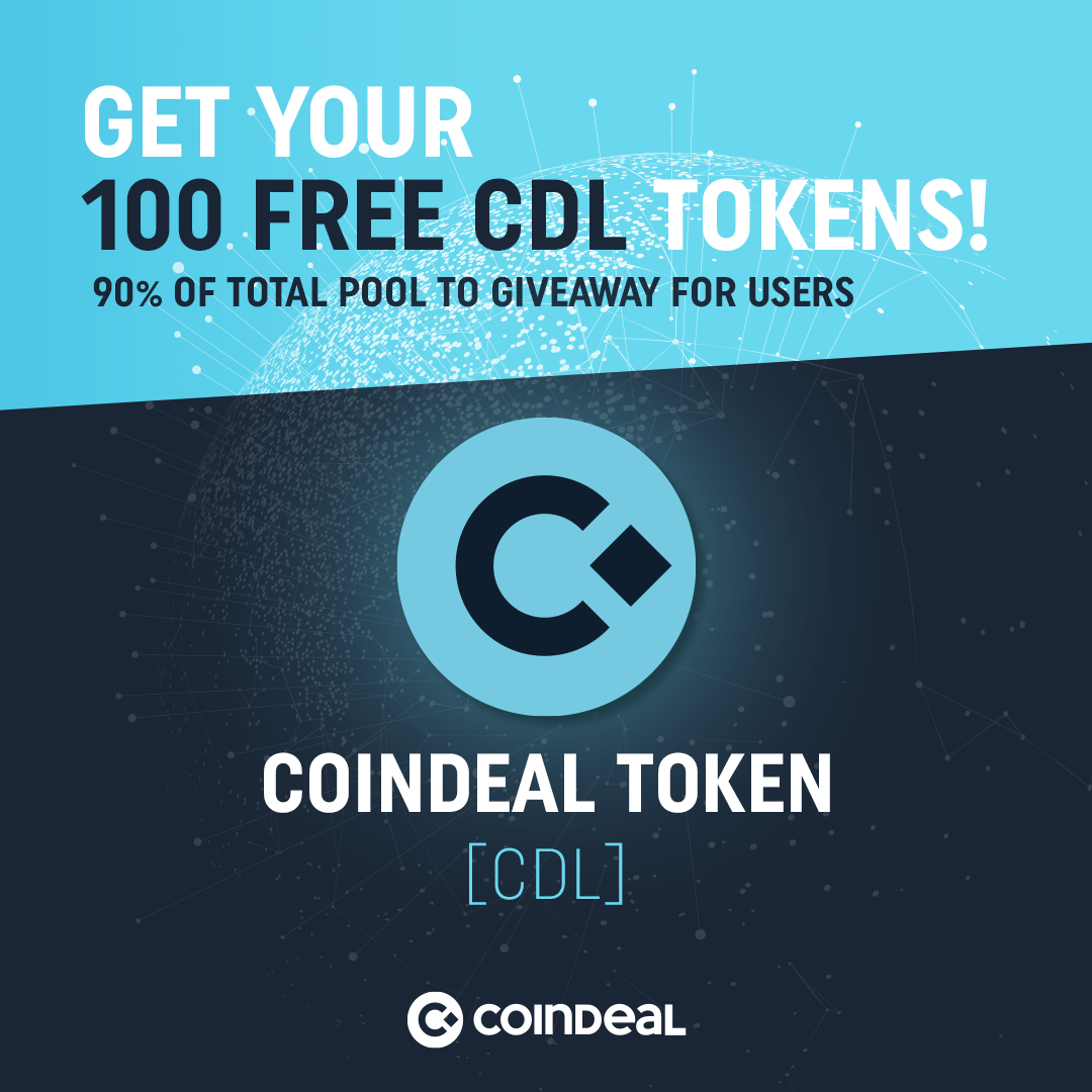 Meet our biggest project – CoinDeal Token