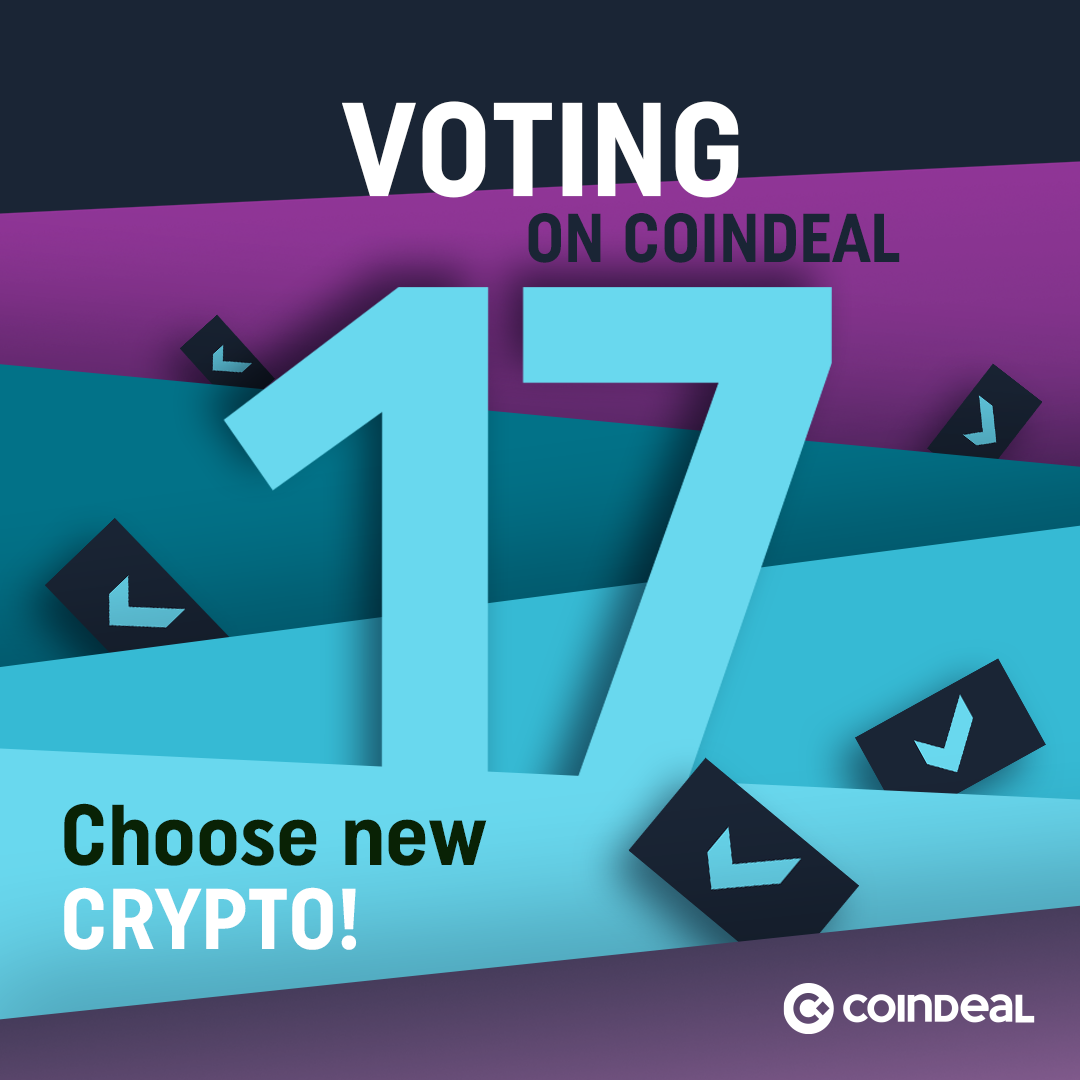 17th voting for a new crypto