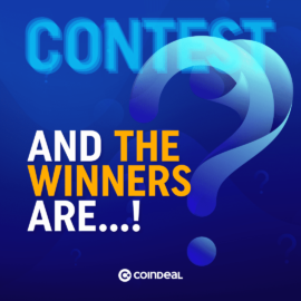 The winners of NO FEES competition.