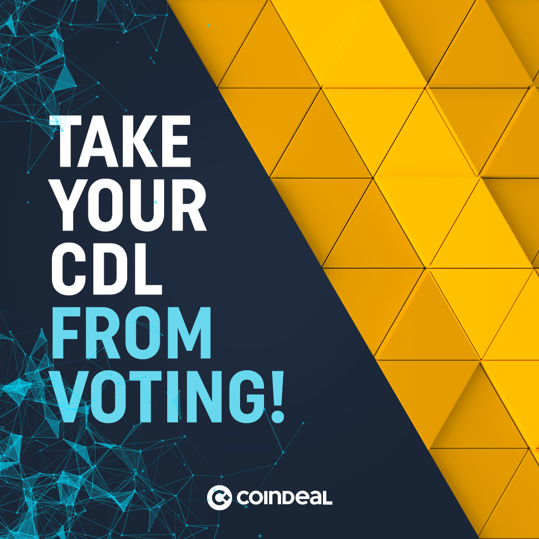Voting time is over – we're giving out prizes!