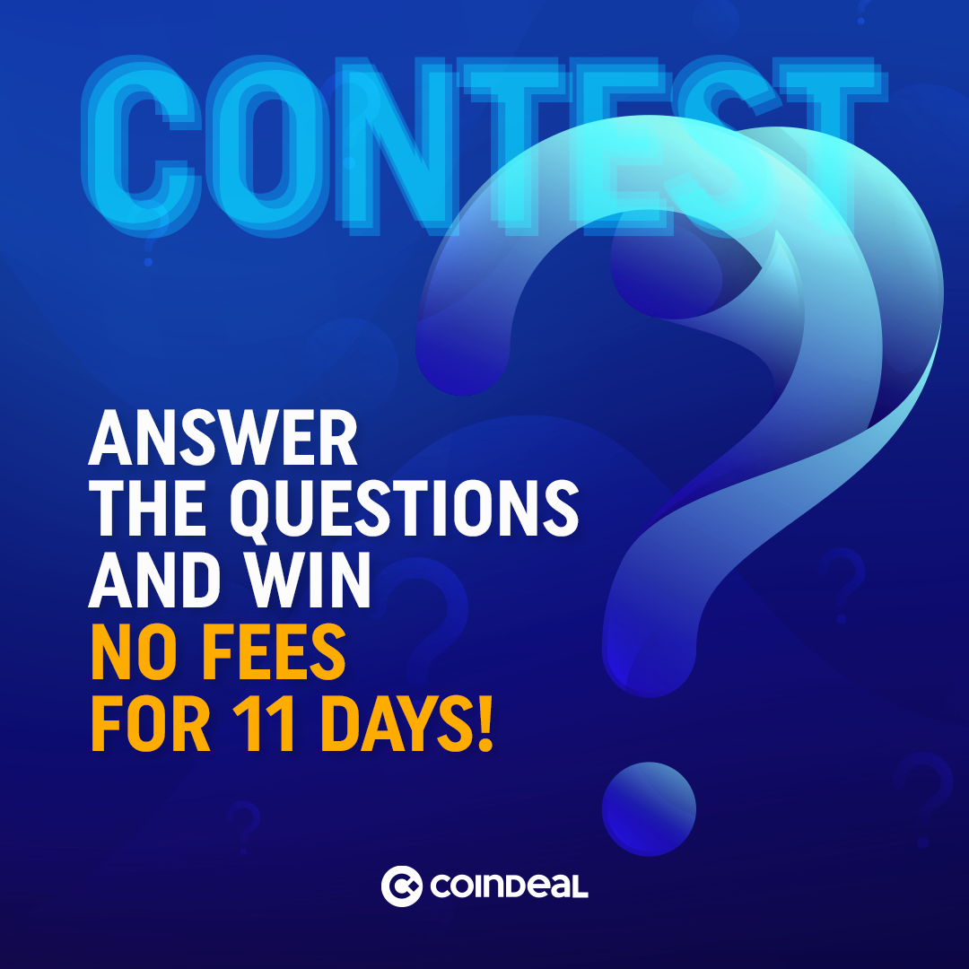 Win free transactions!