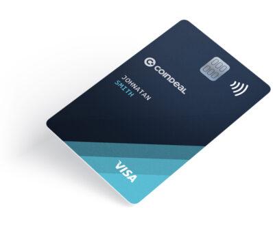 Zamów Darmową Kartę Krypto Visa