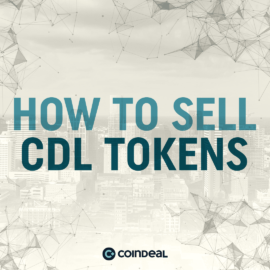 How to sell CDL Tokens?