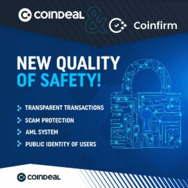 Cooperation with Coinfirm