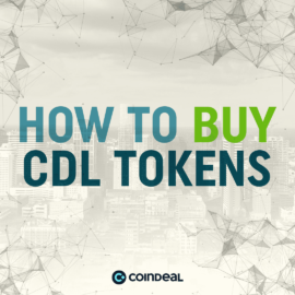 How to buy CDL Tokens?