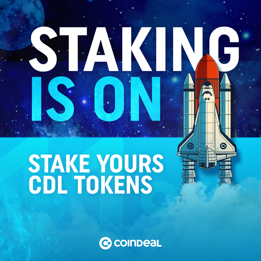 Stake Tokens and get Tokens!