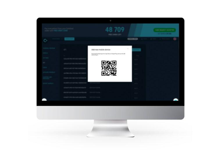 ¿Cómo escanear el código QR?