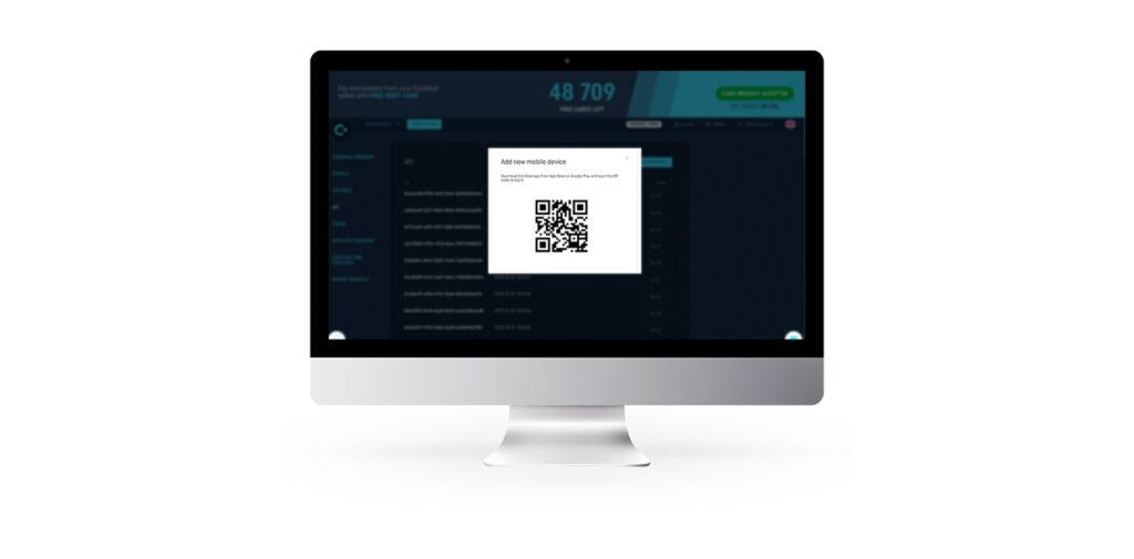 QR 코드를 스캔하는 방법은 무엇입니까?