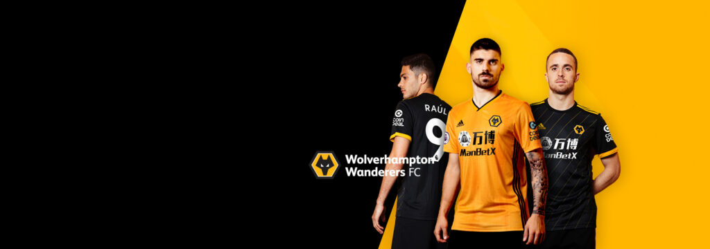 global partner of Wolverhampton Wanderers FC
