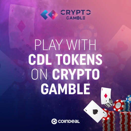 Play with CDL Token on CryptoGamble!