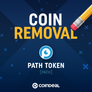 Delisting on CoinDeal!
