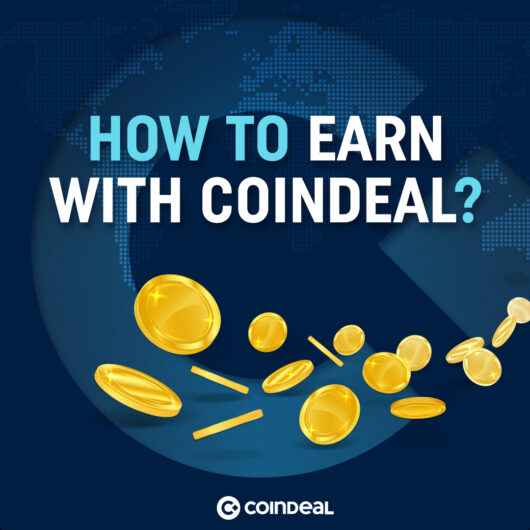 How to earn with CoinDeal?
