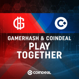 We play with GamerHash!