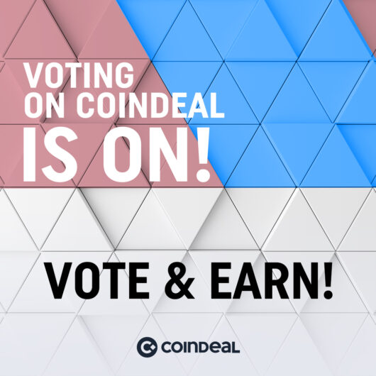 Vote and earn now!