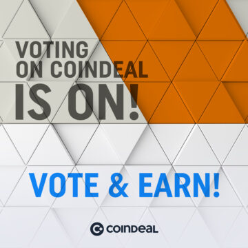 26th voting on CoinDeal is on!