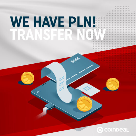 Good news Poland – we have PLN!