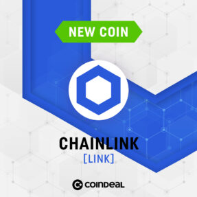 Chainlink is joining CoinDeal!