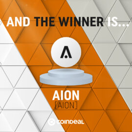 Meet Aion – winner of voting!