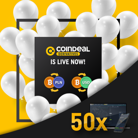 Get your free 50 PLN!