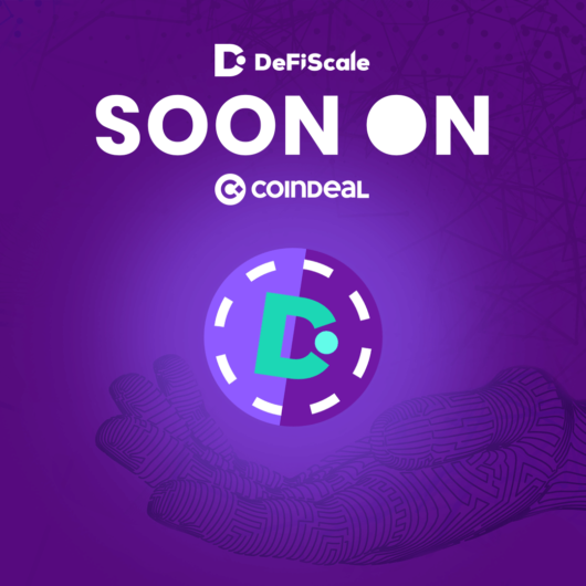 New DeFi project joins our market!